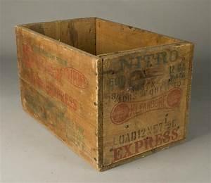 Vintage, Remington, Kleanbore, Nitro, Wooden, Box