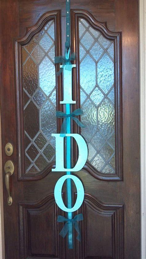 17 Best Ideas About Wedding Door Decorations On Pinterest