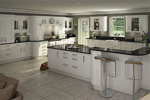 Traditional, In, Frame, Kitchen, Design