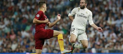 Watch AS Roma Vs. Real Madrid UEFA Champions League Live ...