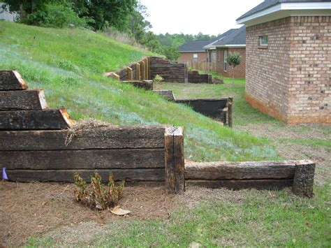 photos of retaining walls 301 moved permanently