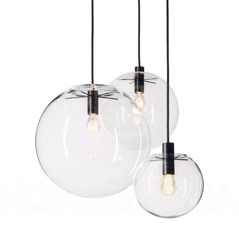 suspension cuisine verre aliexpress com buy nordic pendant lights globe l