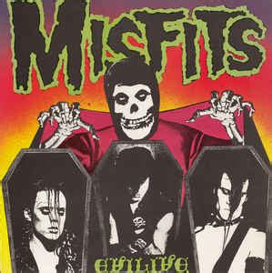 Misfits - Evilive | Releases, Reviews, Credits | Discogs