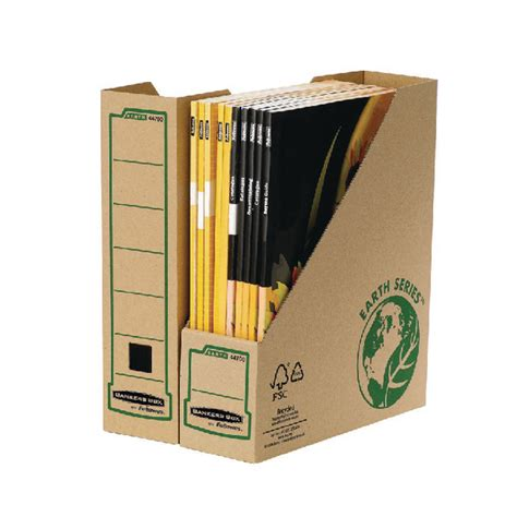bankers box decorative magazine file bankers box earth series brown magazine file 20 pack 4470001