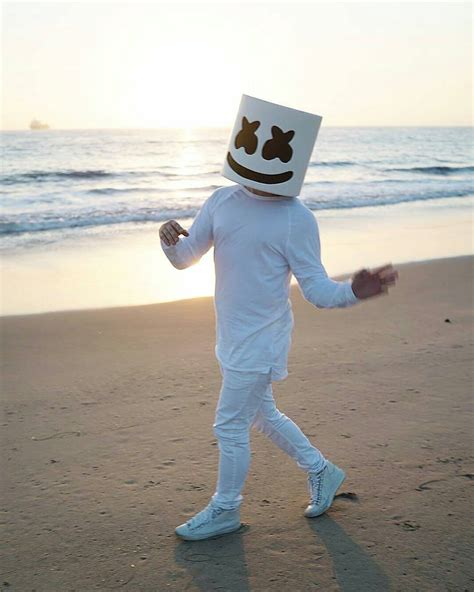 Dj Marshmello Wallpapers Wallpaper Cave