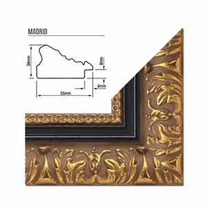 Din A1 Bilderrahmen : bilderrahmen barock gold aus holz 59 4x84cm din a1 antik prunk kunst luxus ebay ~ Watch28wear.com Haus und Dekorationen