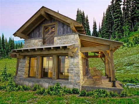Best Small Cabin Designs Ideas