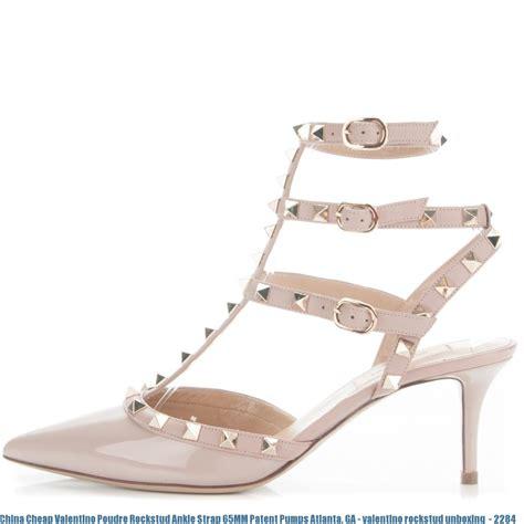 china cheap valentino poudre rockstud ankle strap mm patent pumps atlanta ga valentino