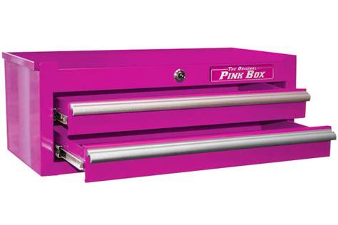 the original pink box intermediate tool chest ships free