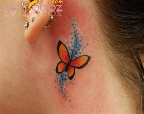 butterfly tattoo  earlove