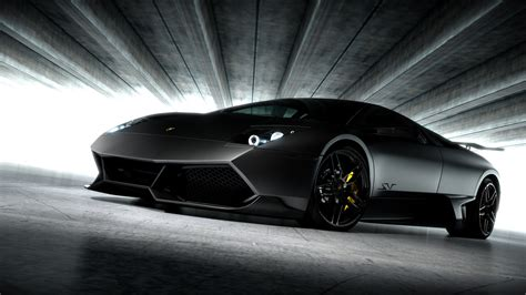Lamborghini Dark Wallpapers Hd