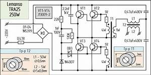 Halogen Circuit Diagram