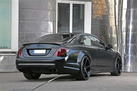 But in 2003 they went all the way and give the car an amg treatment. La Mercedes CL65 AMG par Anderson Germany - Leblogauto.com