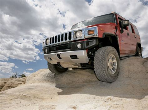 hummer   alpha wheel  road magazine
