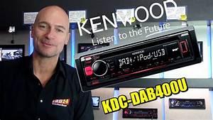 Kenwood Kdc-dab400u