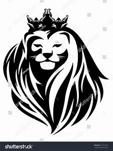 Lion With Crown Drawing - DRAWING ART IDEAS