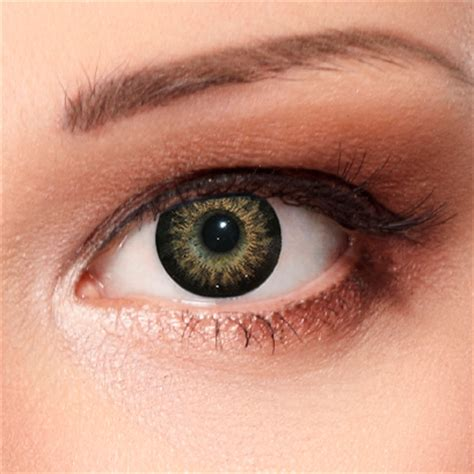 looking colored contacts looking brown colored contacts with or without