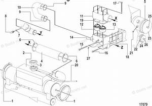 Mercury Mercruiser Inboard Parts By Size  U0026 Serial Diesel