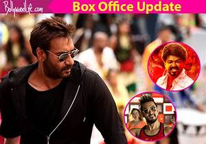 Box Office Report: Ajay Devgn's Golmaal Again DEFEATS ...