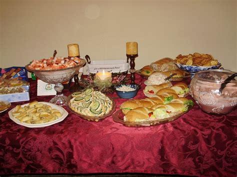christmas appetizer buffet christmas eve appetizer buffet 2010 christmas ideas pinterest