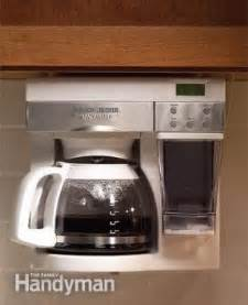 cabinet coffee maker mountable coffee maker foter