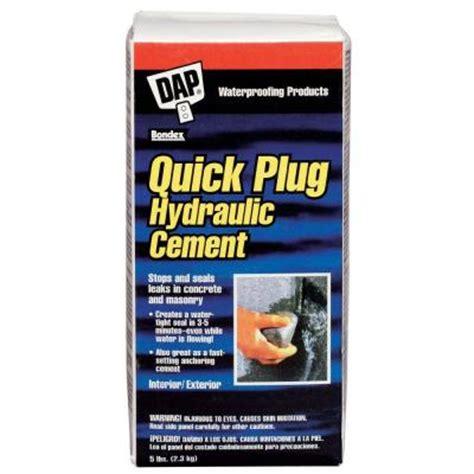 dap floor patch home depot dap 5 lb hydraulic cement 14086 the home depot