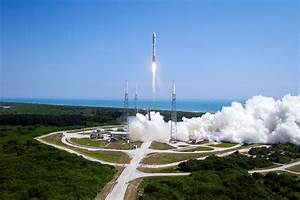 Orbital Atk  Spacex Awarded Contracts By U S  Air Force
