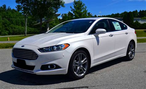 ford fusion review top speed