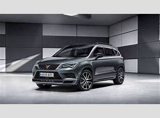 Cupra Ateca to be halo for Seat subbrand