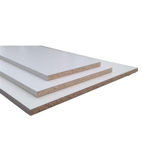 Melamine Shelving by 3 4 24 X 93 G2s White Melamine Shelving Toledo Plywood