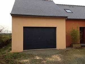 Prix Garage Parpaing 20m2 : construction d 39 un garage accol attenant construire ~ Dailycaller-alerts.com Idées de Décoration