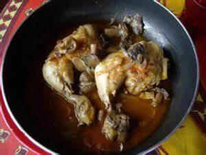 Cuisse De Poulet A La Poele : cuisse de lapin la po le id es recettes ~ Mglfilm.com Idées de Décoration