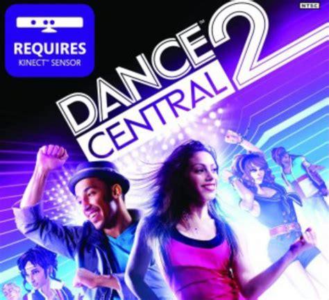 chansons téléchargeables kinect dance centrale