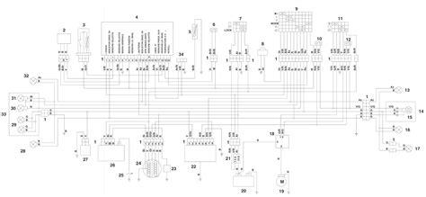 Yamaha Cygnu Wiring Diagram by Rolleru Elektroshē Scooter Wiring Diagrams