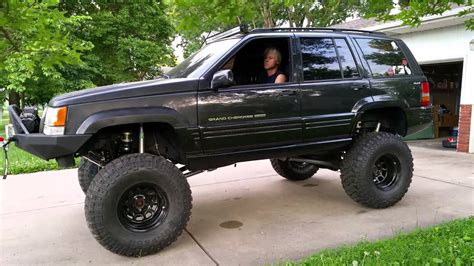jeep grand zj big 5 9 jeep grand zj niner almost done