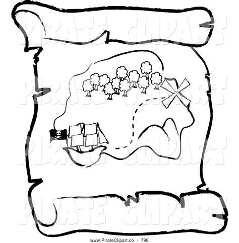 scroll map clipart   clip art  clip