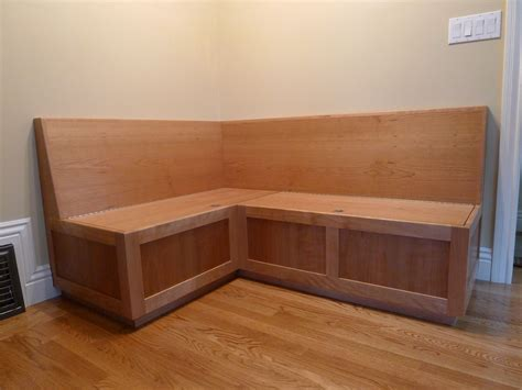 how to build a l custom cherry banquette by near west custommade com