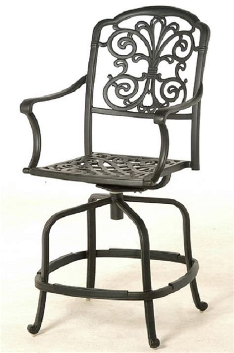 by hanamint luxury cast aluminum patio furniture