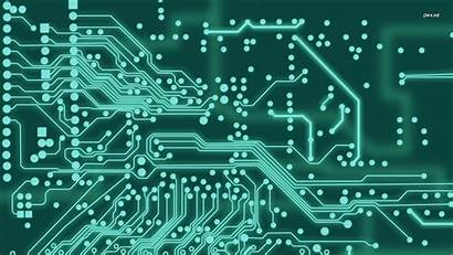 Circuit Board Printed Desktop Pc Backgrounds Wallpapers