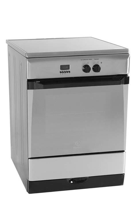 cuisiniere induction darty cuisini 232 re induction indesit kn6i66ax 3492745 darty