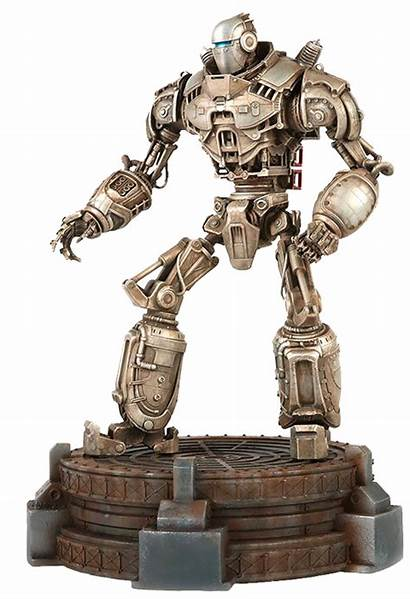 Liberty Prime Fallout Statue Collectibles Chronicle Collectible