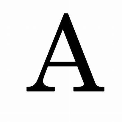 Letter Clipart Transparent Letters Latter