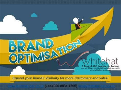 Grow And Expand Your Business With Brand Optimisation