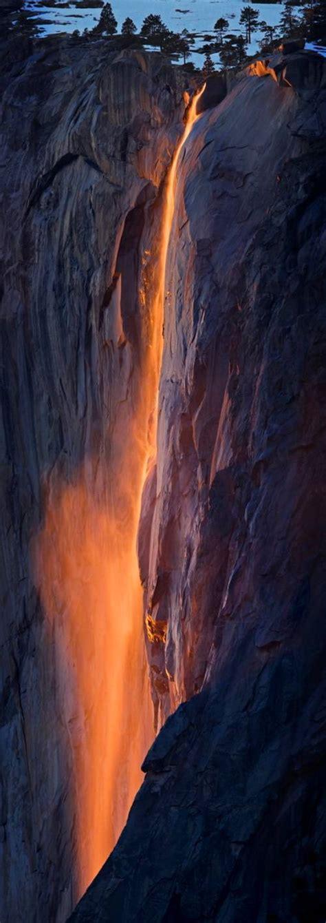 Ellergy Yosemite Fire Fall