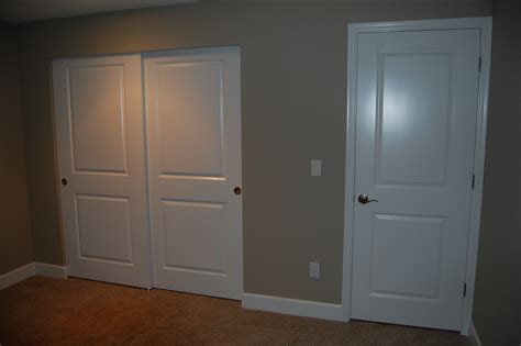 Closet Bypass Doors And Bedroom Door Image Nidahspa
