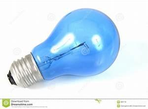 Light And Blue : blue light bulb royalty free stock images image 980719 ~ Bigdaddyawards.com Haus und Dekorationen