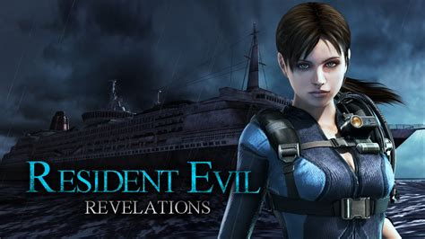 Resident Evil Revelations 1 And 2 Switch Trailer Gaming