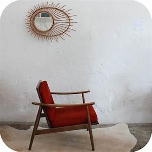 Fauteuil Années 50 : c667 mobilier vintage fauteuil scandinave vintage annees 50 c atelier du petit parc ~ Dallasstarsshop.com Idées de Décoration