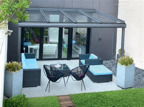 pergolas aluminium 224 toit vitr 233 toits de terrasse sur mesure komilfo