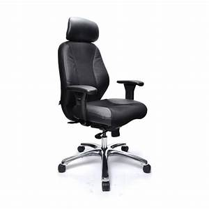 Leather Chair Buro Everest Office Chair Buro Seating NZ